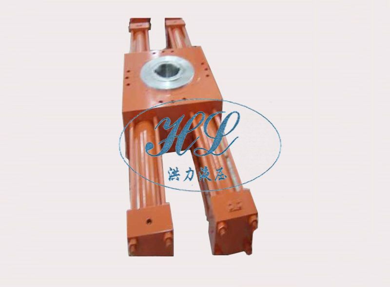 Gear-Rack Hydraulic Cylinder