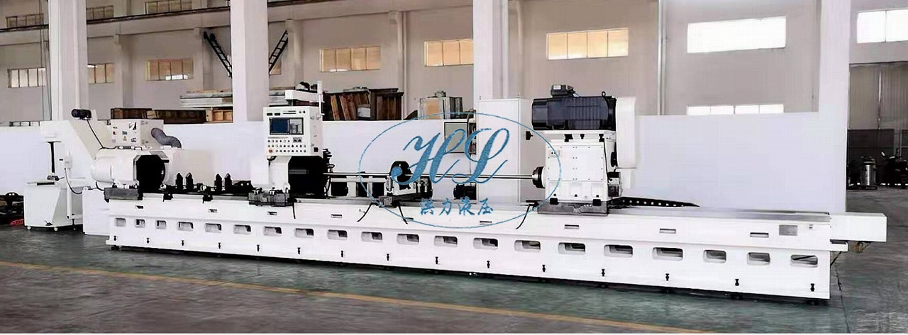 A Skiving Roller Burnishing Machine with Multiple Functions