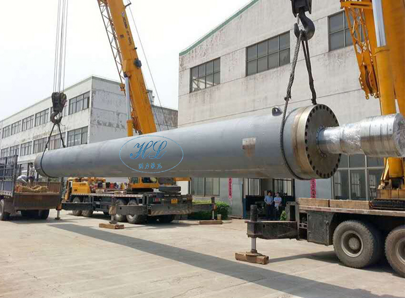 Large-Scale Hydraulic Cylinder for Hydraulic Cold Drawbench